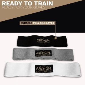 Fabric Hip Band Set - Archon Fitness - exercise equipment store