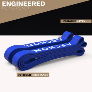 Training Band Set of PR - Archon Fitness - exercise equipment store