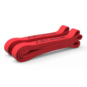 Training Band 50-75lb (Red) Pair