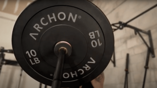 bumper plates - Archon Fitness - gym in your home - exercise equipment store