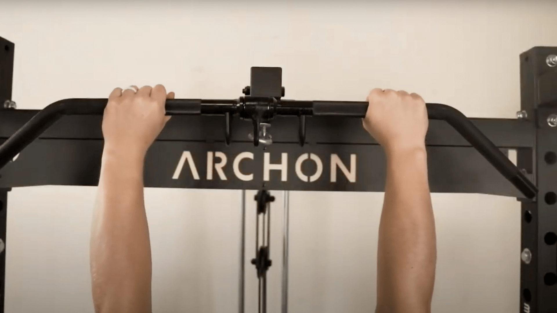 lat pull low row - Archon Fitness - gym in your home - exercise equipment store