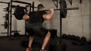 squat stands - Archon Fitness - gym in your home - exercise equipment store