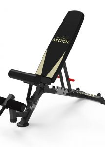 Archon Fitness - FID Commercial Bench - workout bench