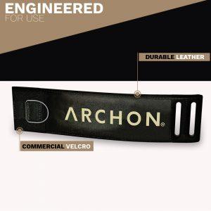 archon fitness - ankle strap cable attachment - cable machine