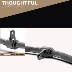 Archon Fitness - EZ Curl Cable Attachment - cable machine