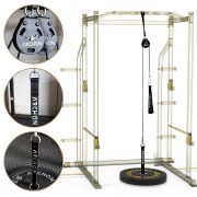 Single Pulley Cable Station – Pair