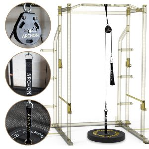 Single Pulley Cable Station – 55 / 70 SET