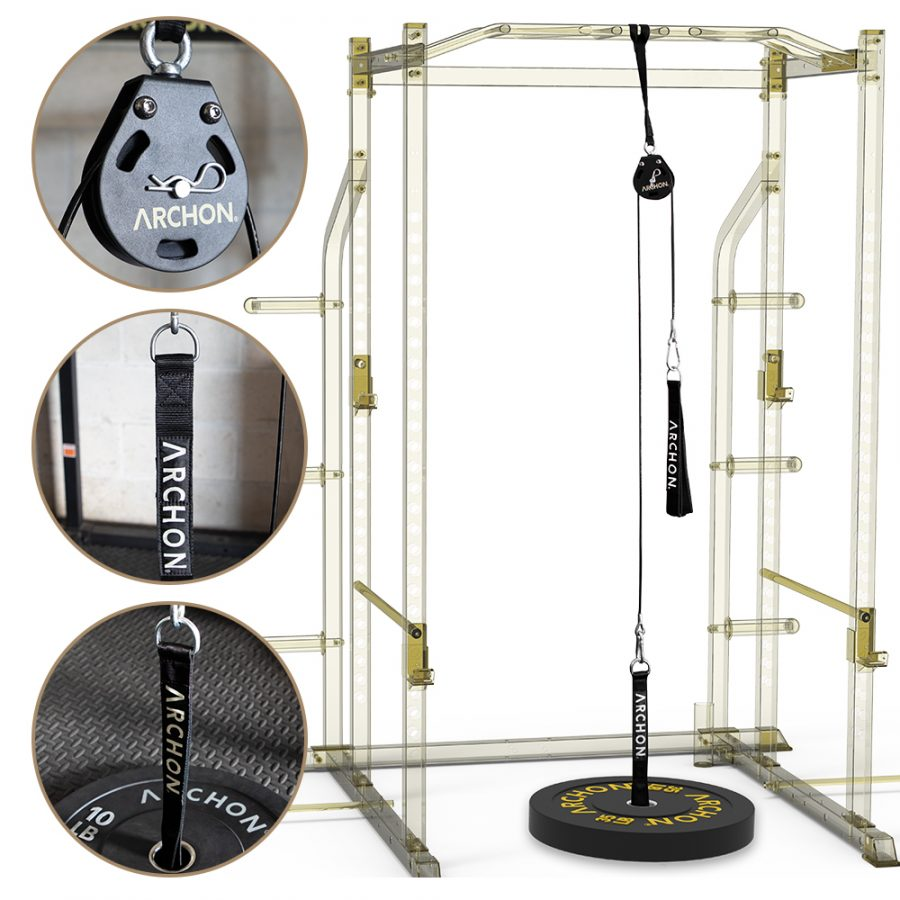 Single Pulley Cable Station - 55 / 70 SET