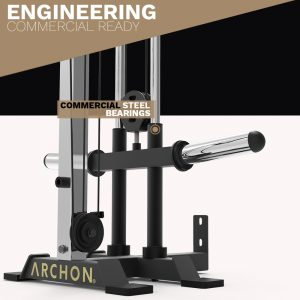 cable machine - low pull - archon fitness