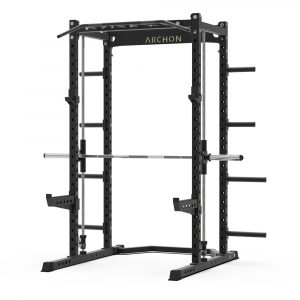 Half Rack Smith Machine