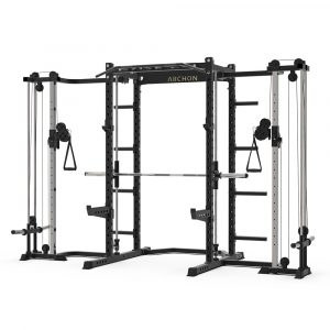 archon fitness - cable machine - smith machine