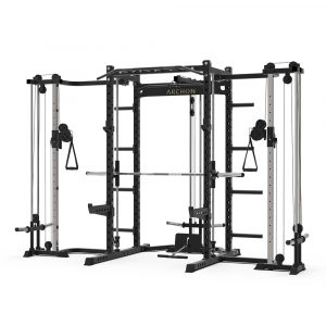 power cage - smith machine - archon fitness