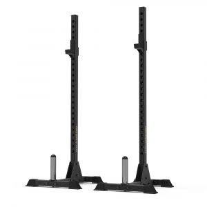Independent Squat Stands - Archon Fitness - high quality equipment