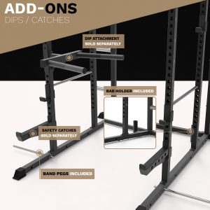 power cage - archon fitness