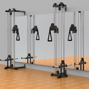 Wall Mount Cable Crossover - Archon Fitness - high quality equipment