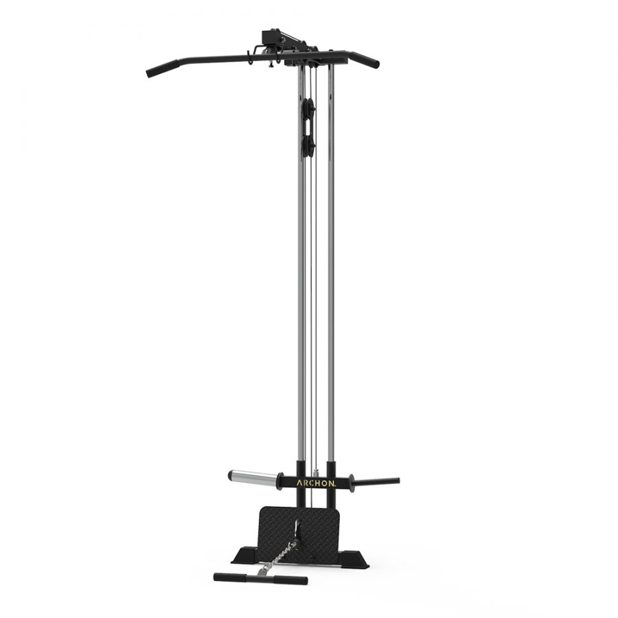 cable attachment - low pulley - archon fitness