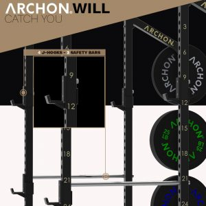 Power Cage with Cable Crossover - Archon Fitness - high quality equipment