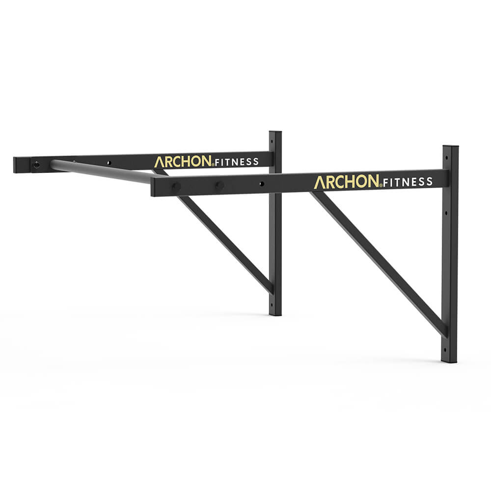 Wall Mount Pull-up Station - Archon Fitness - exercise equipment store
