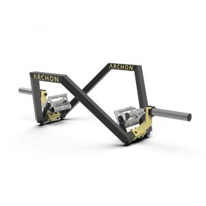 Trap Bar - Lunge Bar - Archon Fitness - gym in your home - exercise equipment store