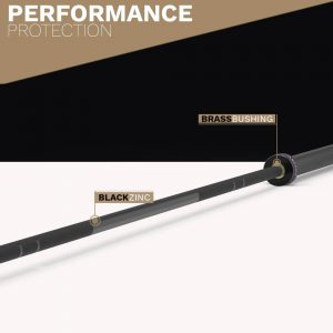 Archon Fitness - Women's Olympic Ball Bearing Bar