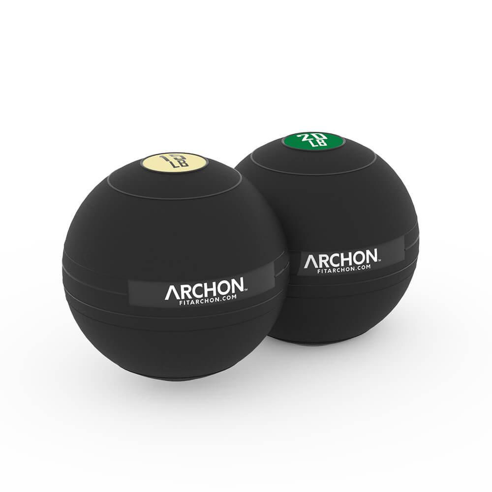 15/20 LB Slam Ball Set - high quality equipment - Archon Fitness
