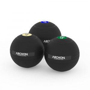 15/20/30 LB Slam Ball Set - Archon Fitness - high quality equipment