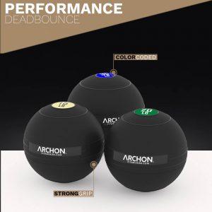 15/20/30 LB Slam Ball Set - high quality equipment - Archon Fitness