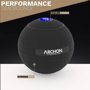 30LB Slam Ball - Archon Fitness - high quality equipment