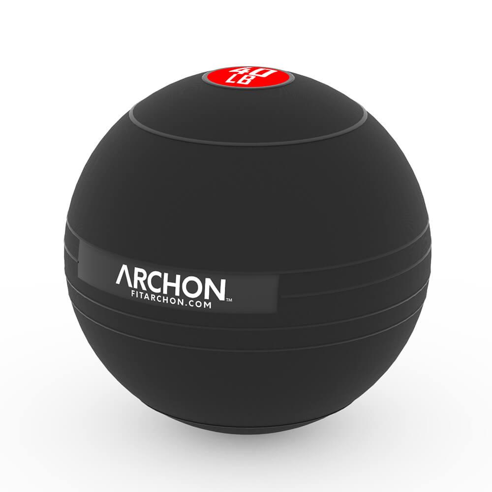 40LB Slam Ball - high quality equipment - Archon Fitness