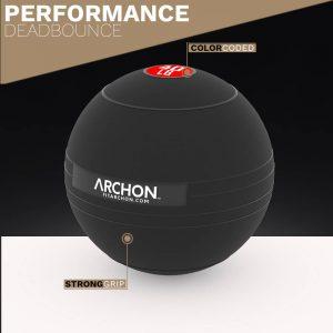 40LB Slam Ball - Archon Fitness - high quality equipment