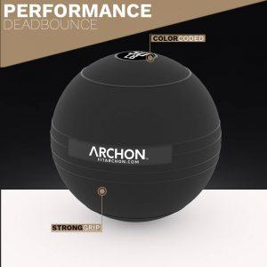 50LB Slam Ball - Archon Fitness - high quality equipment