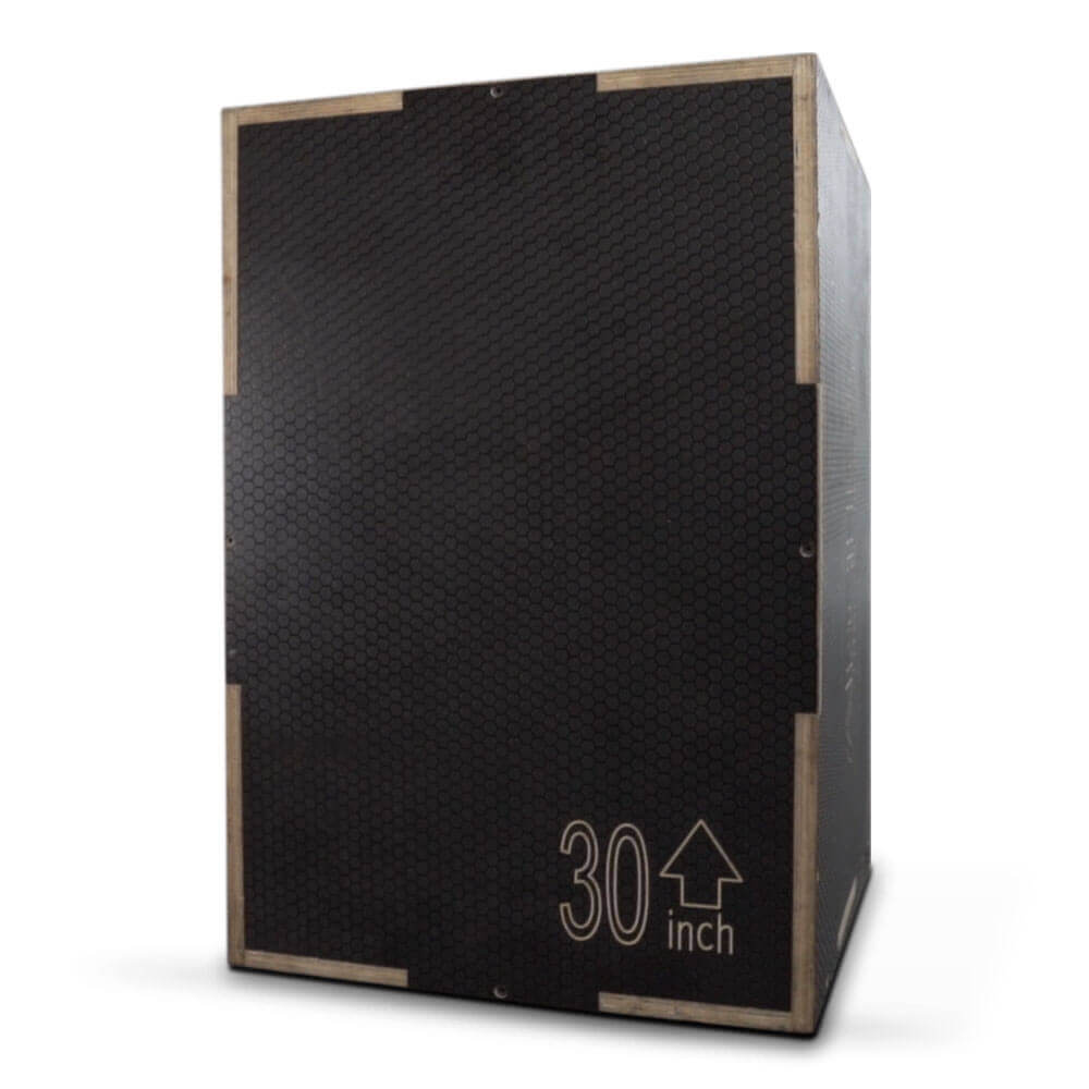 Archon Fitness - gym in your home - 3 in 1 Wooden Plyometric Box