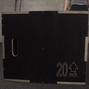 3 in 1 Wooden Plyometric Box - Archon Fitness - gym in your home