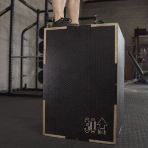 3 in 1 Wooden Plyometric Box - archon fitness - rule your body rule your mind - home and commercial fitness equipment