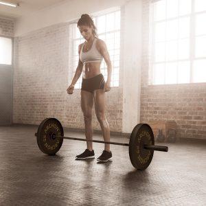 Olympic bar - olympic bar squats - barbell squats - barbell