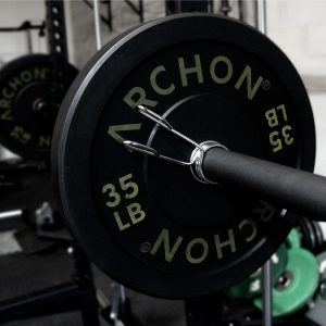 Archon Fitness - gym in your home - spring clips