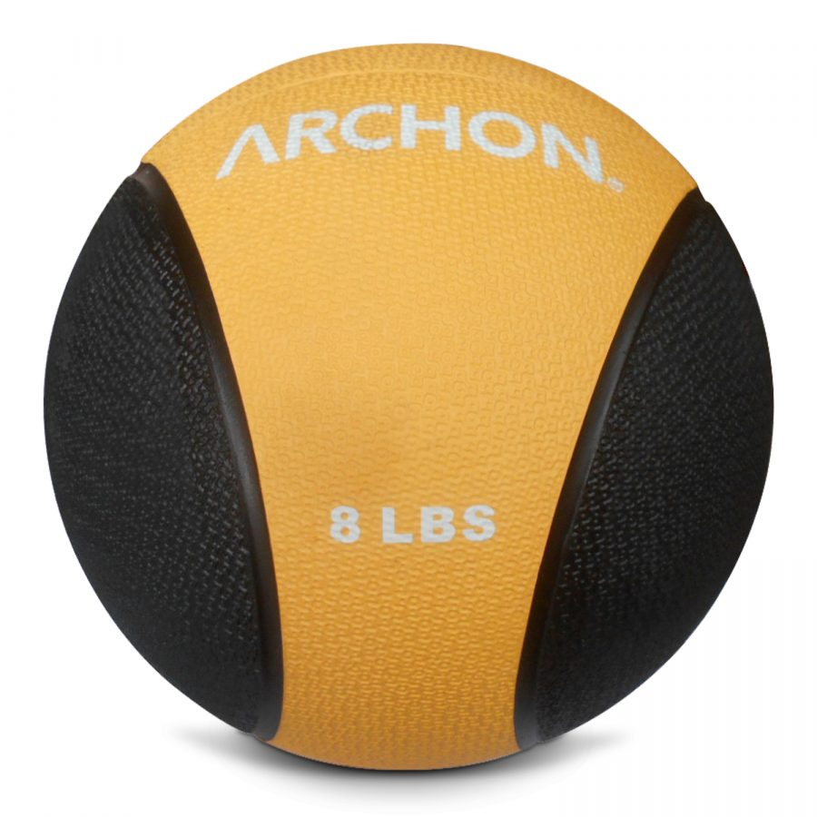 Archon Fitness - gym in your home - 8 pound medicine ball