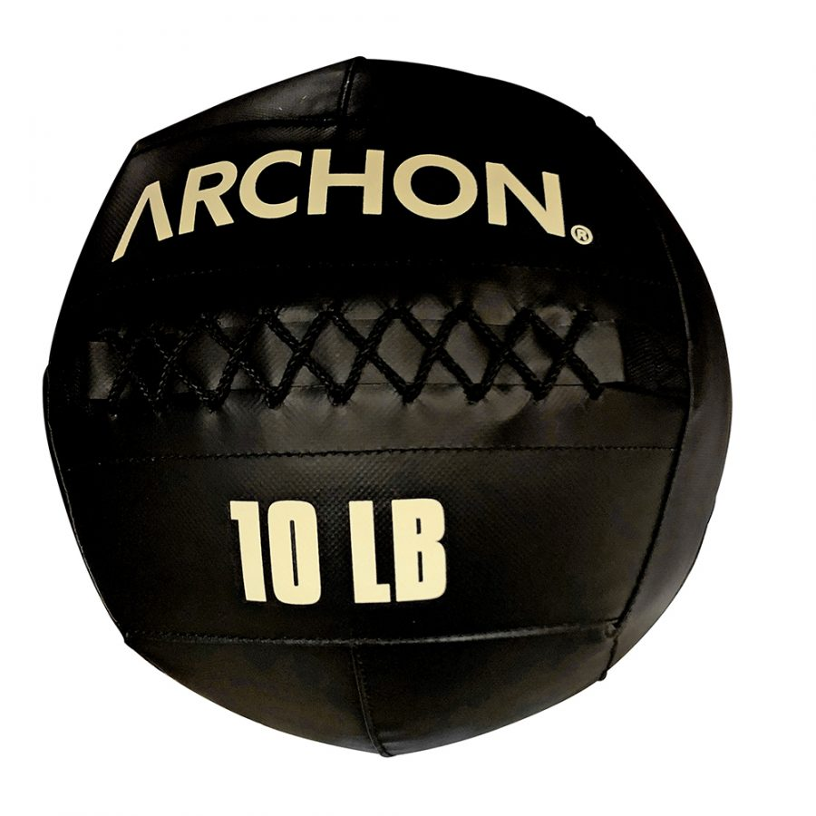 Archon Fitness - gym in your home - 10 pound wall ball