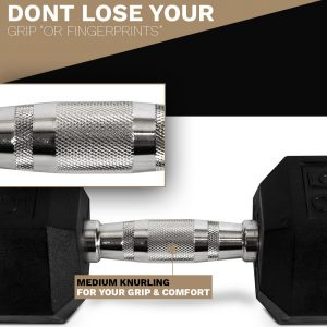 Hex Dumbbells - Archon Fitness - exercise equipment store
