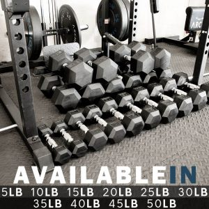 Hex Family Hex Dumbbells - Archon Fitness - exercise equipment store
